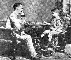 Young Capablanca