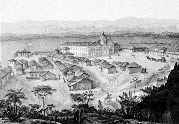 História do Rio de Janeiro através de imagens. Foto 1