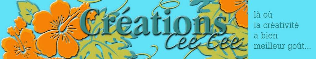 Le merveilleux monde de la créativité - Créations CeeCee's Creations!