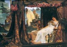 Marc Antony and Cleopatra