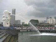 Marina waterbay front