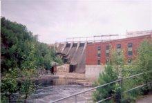 Indian Pond Dam