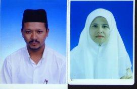 Penulis & Suami Tercinta...