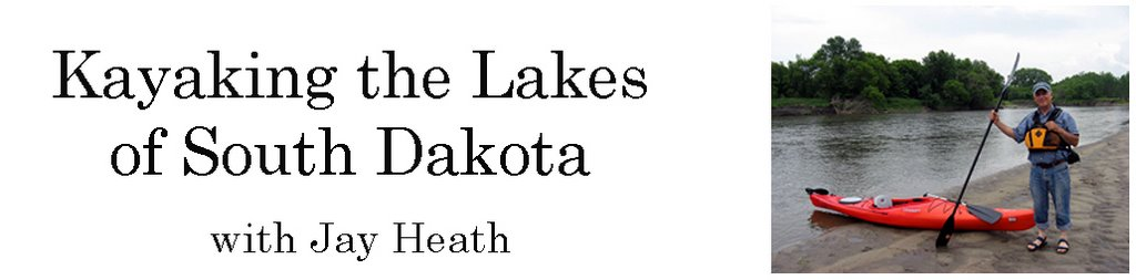Kayaking the Lakes of South Dakota