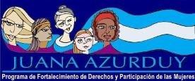 JUANA AZURDUY - Región sudoeste de la Provincia de Buenos Aires