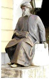 Portrait of Shaykh Musa bin Maymoun al-Qurtubi
