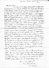 Austen Letter