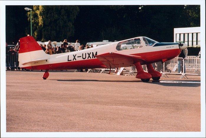 Bolkow 207 - Le Touquet - Air Classic 2003