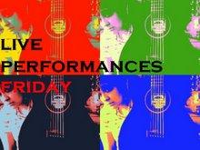 Pizza Party & LIVE Performances!