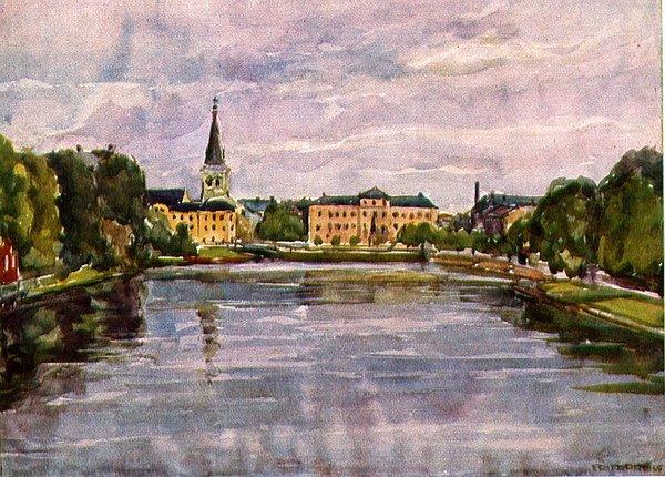 Karlstad im Värmland