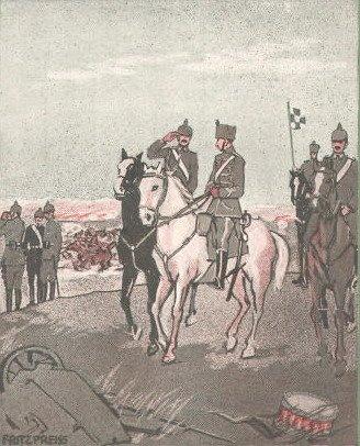 Der Kronprinz bei Longwij