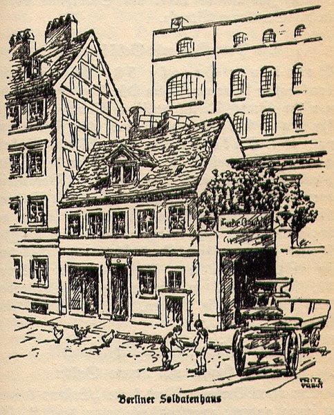 Berliner Soldatenhaus