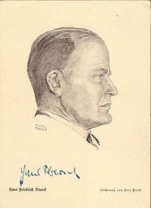 Hans Friedrich Blunck