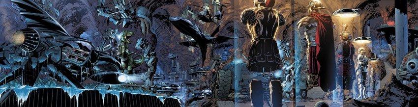 Se alquila cueva en Gotham City...