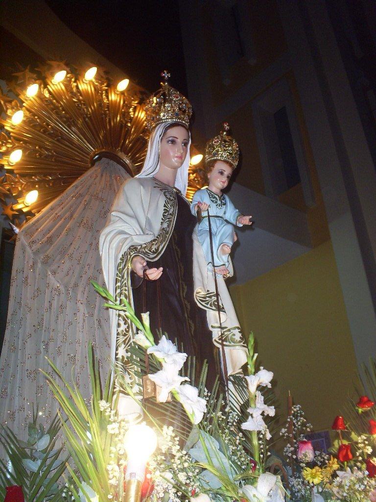 PARROQUIA NUESTRA SEÑORA DEL CARMEN - PATAPO - DIOCESIS DE CHICLAYO