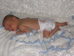 Ethan sleeps