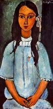 Alice. Modigliani