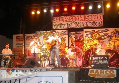 FESTIVAL DE PASO DEL SALADO (Santo Tomé)
