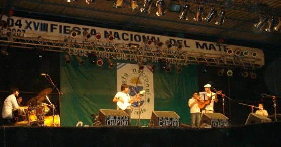Fiesta Nacional del Mate (02/02/07) Paraná