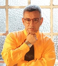Manuel Velandia Mora Foto institucional Campaña al Consejo de Bogotá