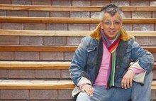 Manuel Velandia Mora Fotografiado por Revista Carrusel, El Tiempo. Colombia