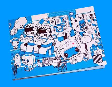 C215's BLUE BOOK