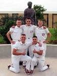 Aggie Yell Leaders