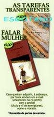 Meus livros à venda
