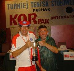 Marek Żmuda i Jurek Ciesielski zwycięzca MTS 2007