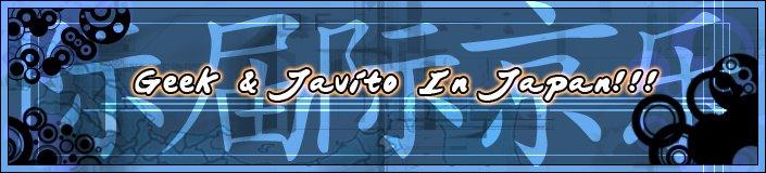 Viaje a Japón de GeeK & Javito en 2007