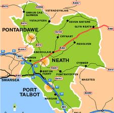 Pontardawe, Neath Port Talbot Wales.