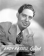 WE REMEMBER ANDY RUSSELL: OUR MAN IN HOLLYWOOD