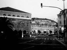 Rossio, Lisboa (2006)