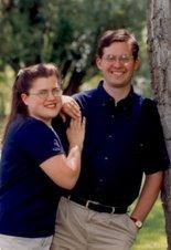 Us, circa 1999