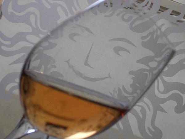 Enoteca d'Italia y el Pinot Gris Colle Ara de Albino Armani