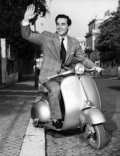 Vittorio Gassman (Genova, 1 settembre 1922 – Roma, 29 giugno 2000)