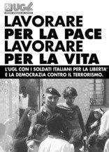 Con i soldati italiani impegnati nel mondo