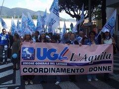 """Coordinamento Donne L""""Aquila"""