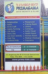 Tk & Playgroup Primagama Samarinda