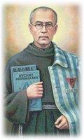 Our Patrons...St Maximilian Kolbe- & St. Jose Maria Escriva
