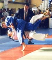 Judo per a cecs