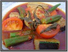 Masakan Negeri Melaka