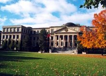 Tabaret Hall - U of O