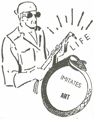Ed Varney, Canada, Life Imitates Art, Posted 06/07