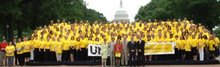 LiveStrong Day in Washington, DC (May 16, 2007)