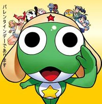 Loca por Keroro