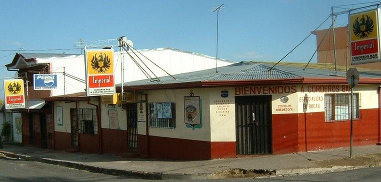 Cordero`s Bar