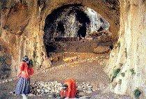 (DEDERI-) DUDERI-Cave near Afrin