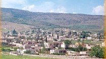 town of BULBUL near Afrin, Syria