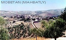 town of MOBETAN near Afrin